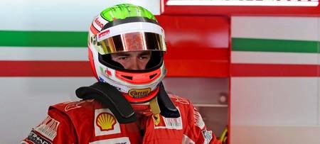 Sergio Perez Ferrari