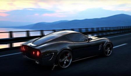 USD GT-S Passionata Concept, la nueva creación de Ugur Sahin