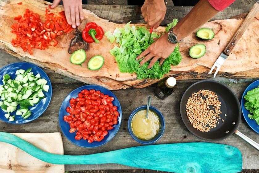 Menos calorías en tus platos en 2020: siete reemplazos saludables que te ayudarán a perder peso