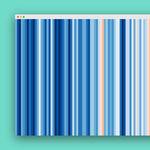 No es la bandera de Francia: esta web te permite ver cómo han subido las temperaturas en cada país