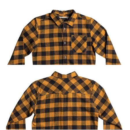 Camisa de manga larga Quiksilver para niños por 13,99 euros y envío gratis en eBay