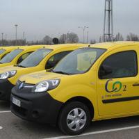 Más flotas con coches eléctricos ¿y por qué no todas?