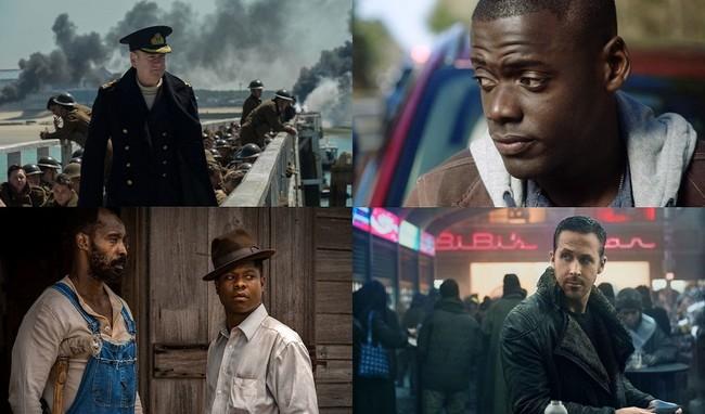 Oscar 2018: dónde ver en Internet por streaming las películas nominadas