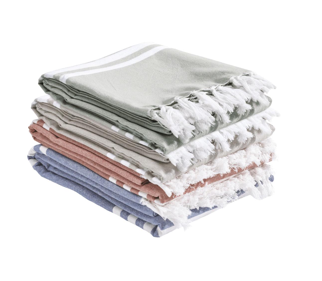 Cojín enrollable Exterior: 100% algodón orgánico. Relleno: 100% poliéster. Tamaño: 60 x 180 cm. Disponible en diferentes diseños. -10,00% 19,99 € 17,99