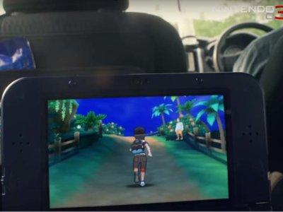 Así promocionan Pokemon Sun y Moon en Japón