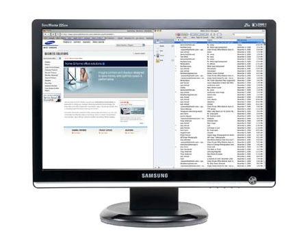 Monitores Samsung con 2 ms de tiempo de respuesta