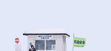 'Wind of Okhotsk', de Ying Yin, cuando la nieve se convierte en una oportunidad única para hacer sugerentes fotografías