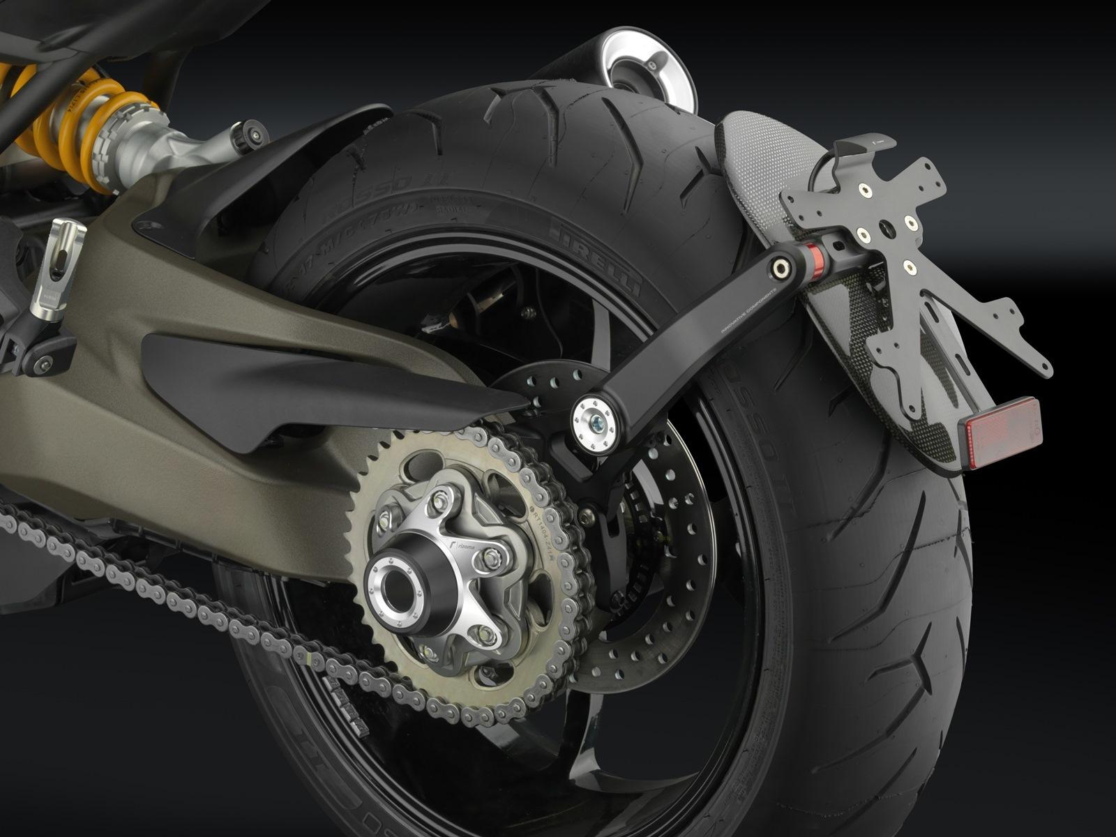 Rizoma para Ducati Monster