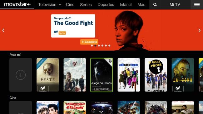 Movistar+ llega a los dispositivos Fire TV Stick de Amazon