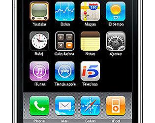 Telecinco presentará el viernes la versión para iPhone de su web