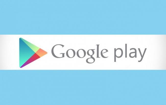 Argentina Google Play