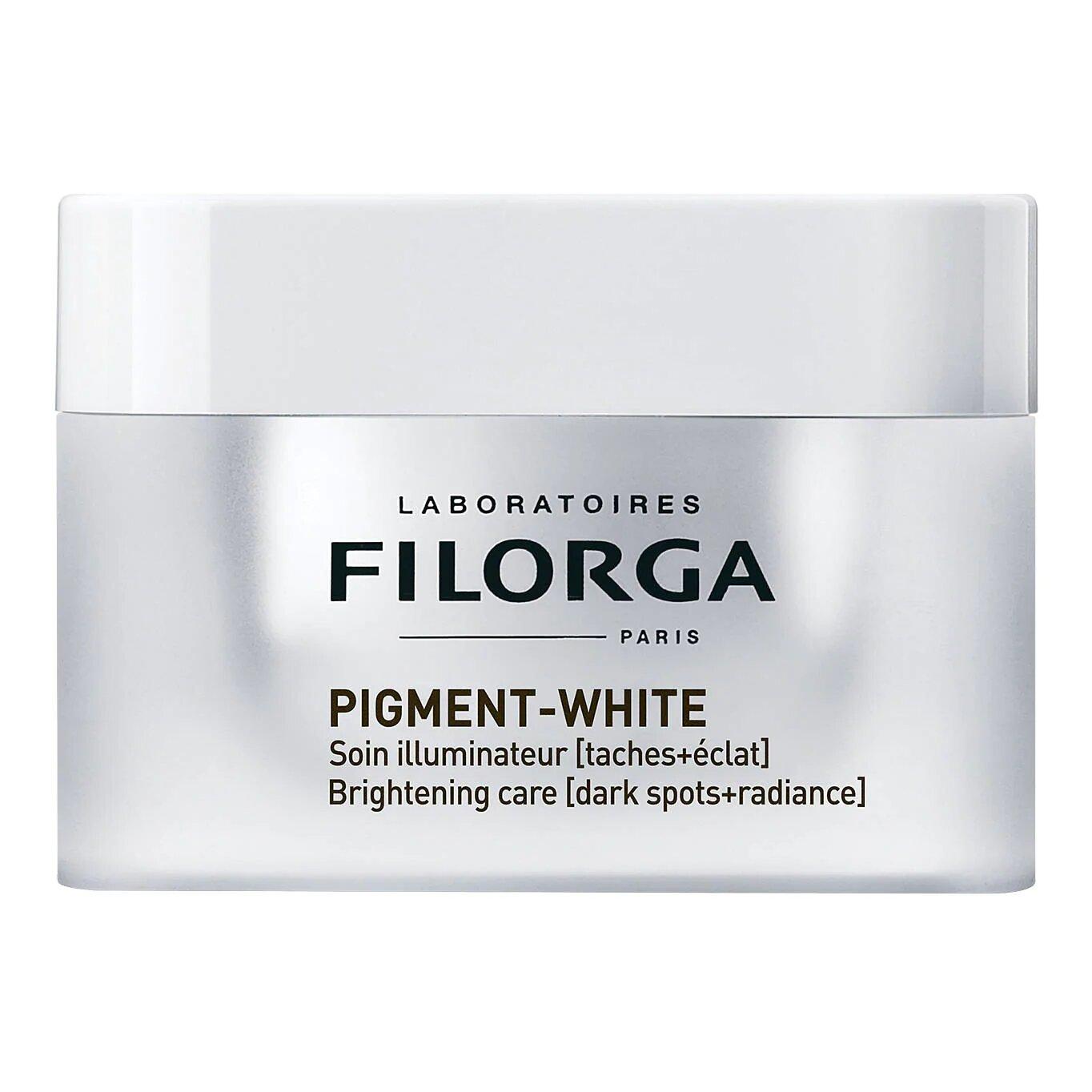 Pigment-White Tratamiento iluminador [manchas + luminosidad] Filorga