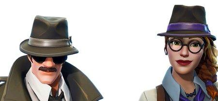 Fortnite se pone en plan detective: estos son los nuevos skins, objetos y bailes que llegarán al juego
