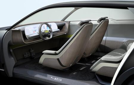 Hyundai 45 Ev Concept Interior