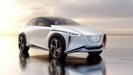 Nissan tiene claro que el LEAF se reencarnará en un SUV a imagen y semejanza del IMx concept