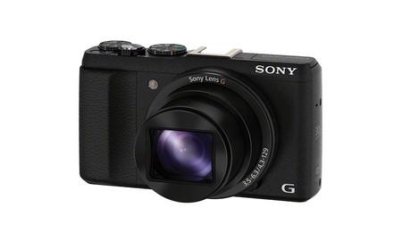 Sony Cybershot DSC-HX60, una compacta que hoy tenemos más barata todavía en Mediamarkt, por sólo 189 euros