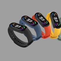 Mi Band 6, la nueva pulsera deportiva de Xiaomi con medidor de oxígeno en sangre y una autonomía brutal, por menos de 29 euros