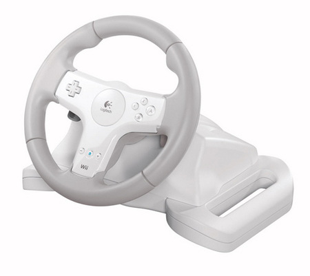 GC 2008: Wii recibirá un volante en condiciones, pero a precio de oro