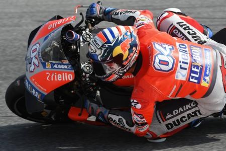 Un demoledor Andrea Dovizioso no perdona en San Marino llevando a Jorge Lorenzo más allá del límite