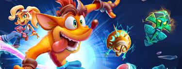 Jugamos 'Crash Bandicoot 4: It's About Time': el regreso que todos esperamos para convertirlo en uno de los mejores juegos de 2020