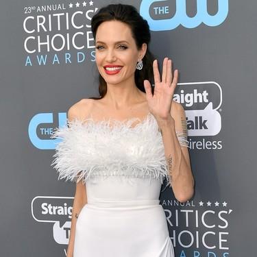 Las mejor vestidas de los Critics' Choice Awards 2018