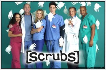 """Un personaje """"resucitará"""" en la séptima temporada de Scrubs"""