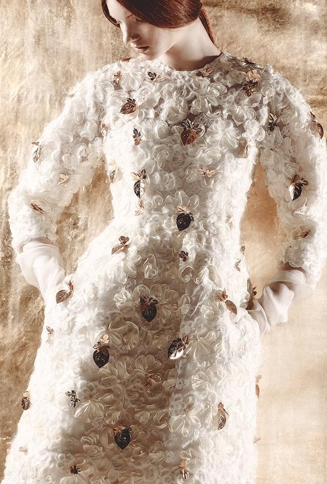 Foto de DELPOZO crea una colección cápsula de vestidos de novia (3/5)