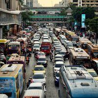 Si lo tuyo te parecía demencial…: lugares donde conducir sí es un verdadero caos