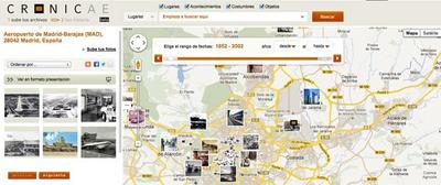 Cronicae, un proyecto online para recuperar la memoria fotográfica