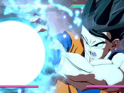 Gohan en su forma adulta y su Kamehameha Definitivo en el nuevo tráiler de Dragon Ball FighterZ