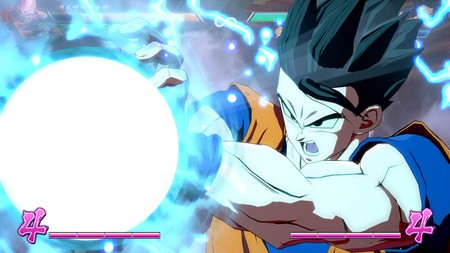 Gohan en su forma adulta y su Kamehameha Definitivo en el nuevo tráiler de Dragon Ball FighterZ