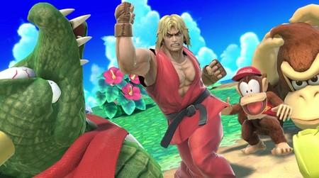 Super Smash Bros Ultimate Ken