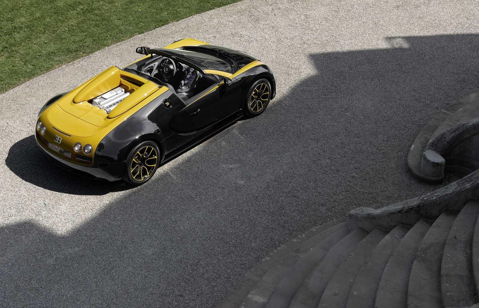 Bugatti Veyron 1 Of 1 3 12