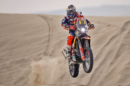 Antoine Meo Dakar 2018