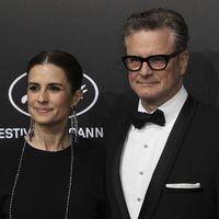 Colin Firth y Diego Luna lucen como dos verdaderos caballeros en la fiesta de Chopard en Cannes