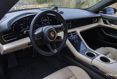 Porsche Taycan Prueba De Manejo Mexico Impresiones Opinion 37