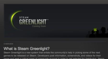 Steam Greenlight, que los usuarios escojan los juegos independientes que saldrán en Steam