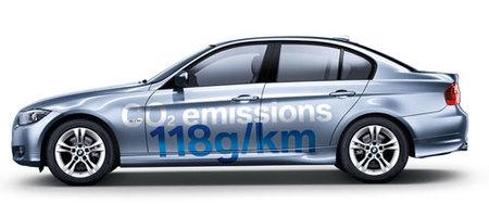 BMW 316d, el más eficiente de la Serie 3
