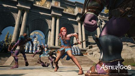 Acción RPG en la época griega y la antigua Roma con Asterigos: muestra sus primeros detalles y un nuevo tráiler