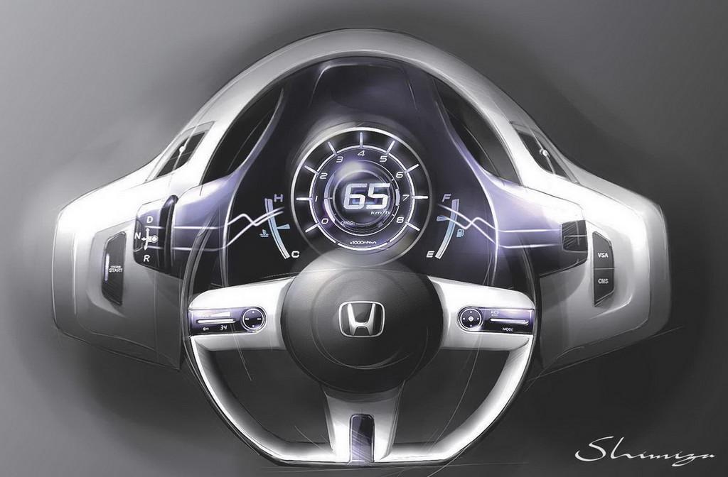 Foto de Honda CR-Z Concept (13/14)