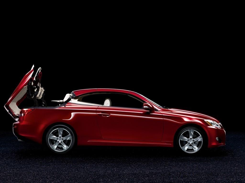 Foto de Lexus IS 250C (13/28)