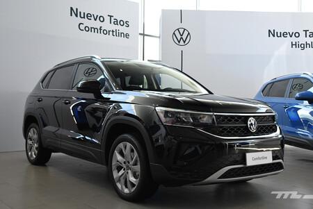 Kia Seltos Vs Volkswagen Taos Mexico Cual Es Mejor 7