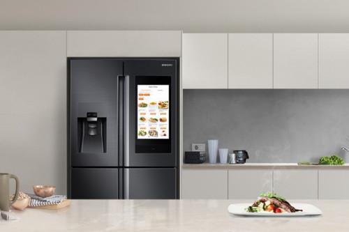 Samsung Family Hub 2019: así quiere Samsung que sean las cocinas inteligentes y conectadas del presente