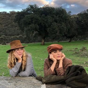 Este es el look low-cost de Tamara Falcó que tú también puedes lucir: Zara y Pull & Bear son las firmas protagonistas