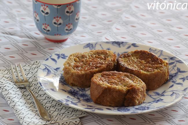 Torrijas veganas integrales sin azúcar: receta para una versión más saludable del clásico de Semana Santa