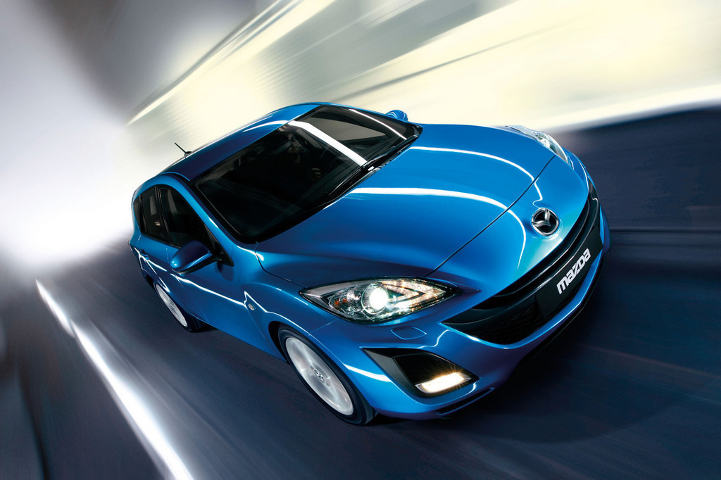 Foto de 2010 Mazda3 5 Door (1/5)
