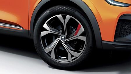 Renault Arkana 2021 Llantas