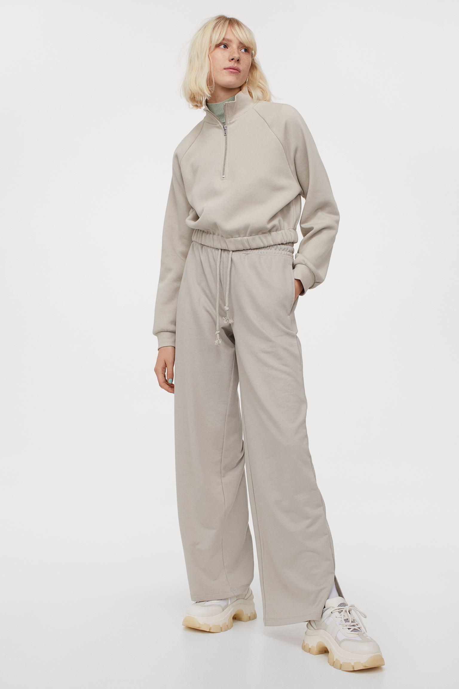 Pantalón de chándal amplio