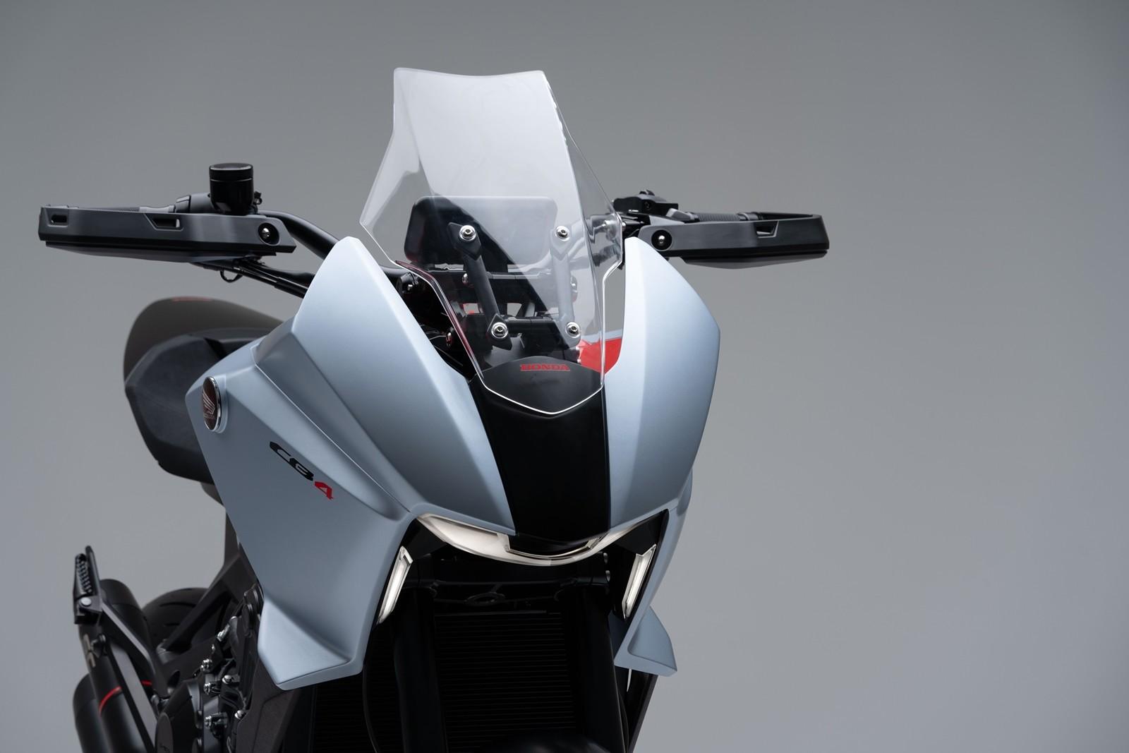 Foto de Honda Concept CB4X (11/13)