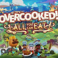 Overcooked! All You Can Eat, el recopilatorio más completo de la saga, es anunciado para PS5 y Xbox Series X